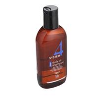 Sim Sensitive System 4 Therapeutic Climbazole Shampoo 4 - Терапевтический шампунь № 4 для очень жирной, чувствительной и раздраженной кожи головы 100 мл