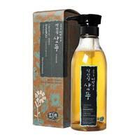Whamisa Organic Seeds Shampoo Subacidity (pH 4.5) Oily Scalp - Шампунь на основе ферментов семян растений (для жирной кожи головы) 500 мл