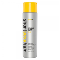 Short Sexy Hair Double Duty Daily Deep Cleansing Shampoo & Conditioner - Шампунь/кондиционер глубокой очистки 2 в 1 300 мл