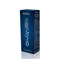 """Estel Рrofessional """"Estel Only looks"""" - Краска для бровей и ресниц """" иссиня-черная"""" 80 мл"""