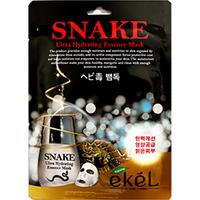 Ekel Mask - Маска тканевая с пептидом змеиного яда 25 г