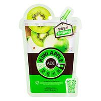 Mediheal Kivi Apple Ade Mask - Маска для лица для проблемной кожи с экстрактом киви и яблока 25 мл