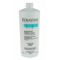 Kerastase Sensidote Dermo-Calm-Шампунь-Ванна для чувствительной кожи головы нормальных и смешанных волос 1000 мл