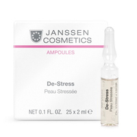 Janssen Skin Excel Glass Ampoules De-Stress (sensitive skin) - Антистресс (чувствительная кожа) 25*2 мл