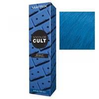 Matrix Socolor Cult - Крем с пигментами прямого действия для волос (ретро синий) 118 мл