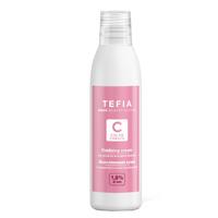Tefia Color Creats Oxidizing Cream - Окисляющий крем с глицерином и альфа-бисабололом 1,8% 120 мл