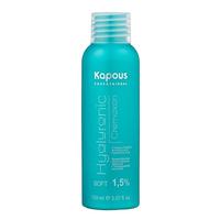 Kapous Hyaluronic Cremoxon - Кремообразная окислительная эмульсия с гиалуроновой кислотой 1,5% 150 мл