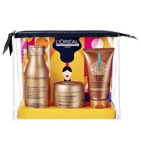 L'Oreal Professionnel Summer Travel Set Absolut Repair Gold - Набор для восстановления волос (шампунь 100 мл, маска 75 мл, универсальный крем 50 мл)