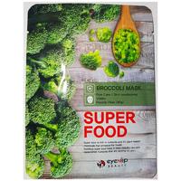 Eyenlip Super Food Broccoli Mask - Маска на тканевой основе (брокколи) 23 мл