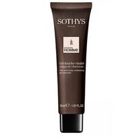 Sothys Homme Hair And Body Revitalizing Gel Cleanser - Ревитализирующий гель-шампунь для волос и тела 30 мл