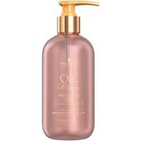 Schwarzkopf Oil Ultime Light Oil-in-Shampoo - Шампунь для тонких и нормальных волос 300 мл