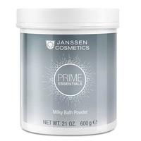 Janssen Spa World Prime Essentials Milky Bath Powder - Молочная пудра для ванны 600 г