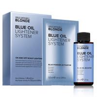 Paul Mitchell Blue Oil - Система осветления волос 4*12,5 г/60 мл