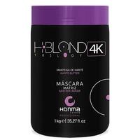 Honma Tokyo H-Blond Trilogy 4K Matrix Mask - Тонирующая маска 200 г