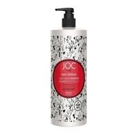Barex Joc Care Daily Defence Shampoo - Шампунь для ежедневного применения с коноплей и зеленой икрой 1000 мл
