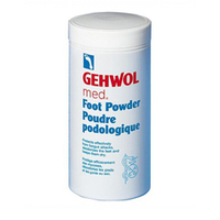 Gehwol Med Foot Powder - Пудра 100 гр