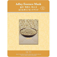 Mijin Cosmetics Essence Mask Adlay - Маска тканевая адлай 23 г