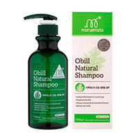 Gain Cosmetic Mstar Obill Natural Shampoo - Шампунь от перхоти 500 мл