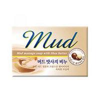 Mukunghwa Mud Massage Soap - Мыло с эффектом массажа 100 г