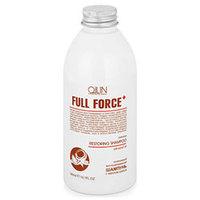 Ollin Full Force Intensive Restoring Shampoo With Coconut Oil - Интенсивный восстанавливающий шампунь с маслом кокоса 300 мл