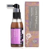 Whamisa Organic Seeds Hair Scalp Tonic Hair Root Nutrients - Тоник для кожи головы на основе ферментов семян растений 60 мл
