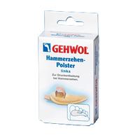 Gehwol Hammerzehen-Polster links - Подушечка под пальцы ног большая, левая №1 1 шт