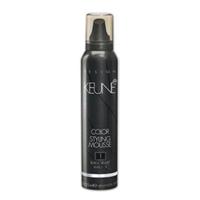 Keune Color Styling Mousse 1 Black Velvet - Цветной укладочный мусс 1 (черный бархат) 125 мл