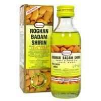 Parachute Roghan Badam Shirin Высококачественное миндальное масло 100 мл
