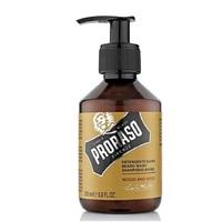 Proraso Wood & Spice Beard Wash - Шампунь для бороды 200 мл