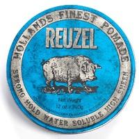 Reuzel Pomade - Помада сильной фиксации и легкий блеск 340 г