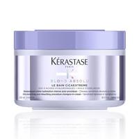 Kerastase Blonde Absolu Cicaextreme - Крем-шампунь для интенсивного восстановления волос после осветления 250 мл