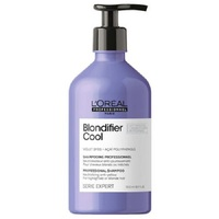 L'Oreal Professionnel Serie Expert Blondifier Cool Shampoo - Шампунь для нейтрализации желтизны холодных оттенков блонд 500 мл