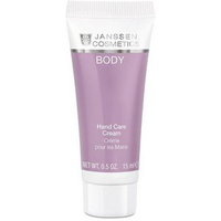Janssen Hand Care Cream - Увлажняющий восстанавливающий крем для рук 15 мл