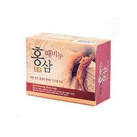 Mukunghwa Miso Red Ginseng Scrub Soap - Мыло-скраб красный женьшень 100 г