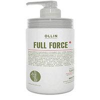 Ollin Full Force Hair & Scalp Mask Bamboo Extract - Маска для волос и кожи головы с экстрактом бамбука 650 мл