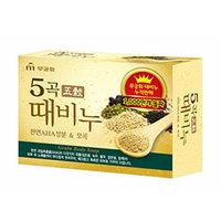 Mukunghwa Five Grains Scrub Soap - Мыло-скраб пять злаков 100 г