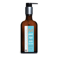 Moroccanoil Light Treatment for blond or fine hair - Масло восстанавливающее для тонких светлых волос 125 мл