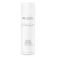 Janssen Dr. Roland Sacher Face Mask + PCM-Complex - Крем-маска люкс для лица с PCM-комплексом 200 мл