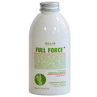 Ollin Full Force Hair & Scalp Purfying Shampoo - Очищающий шампунь для волос и кожи головы с экстрактом бамбука 300 мл