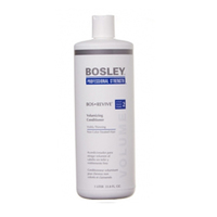 Bosley Воs Revive (step 2) Volumizing Сonditioner Visibly Thinning Non Color-Treated Hair - Кондиционер для объема истонченных неокрашенных волос 1000 мл