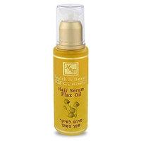 Health & Beauty Serum Hair Flax Oil - Сыворотка для волос на основе масла льна 50 мл