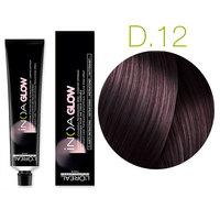 L'Oreal Professionnel Inoa Glow Dark Base - Kрем краска для волос (тёмная база) 12 венге 60 мл