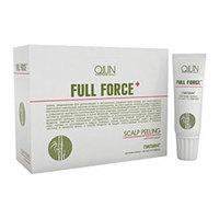 Ollin Full Force Scalp Peeling With Bamboo Extract - Пилинг для кожи головы с экстрактом бамбука 10*15 мл