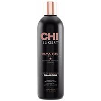 CHI Luxury Black Seed Oil Gentle Cleansing Shampoo - Шампунь с маслом семян черного тмина для мягкого очищения волос 355 мл