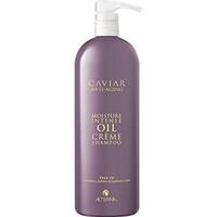 Alterna Caviar Anti-Aging Moisture Intense Oil Creme Shampoo - Очищающий шампунь - шаг 2 из системы интенсивного увлажнения 1000 мл
