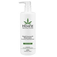 Hempz Fresh Coconut & Watermelon Herbal Body Wash - Гель для душа кокос и арбуз 750 мл