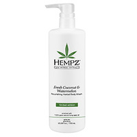 Hempz Fresh Coconut & Watermelon Herbal Body Wash - Гель для душа кокос и арбуз 750 мл