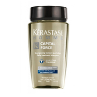 Kerastase Homme Capital Force Shampooing Anti-dandruff effect - Шампунь от перхоти 250 мл