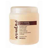 Brelil Numero Karite Cream - Маска с маслом карите 1000 мл