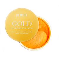 Petitfee Gold Hydrogel Eye Patch - Патчи для глаз гидрогелевые с золотом 60*1,4 г